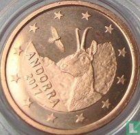 Andorra 1 cent 2017