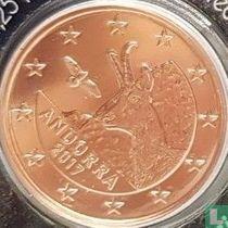 Andorra 5 cent 2017
