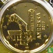 Andorra 20 cent 2017