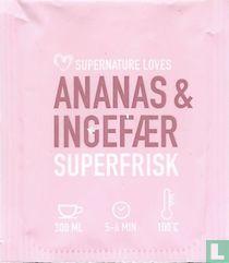 Ananas & Ingefær