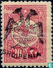 Tughra van sultan Mehmet V