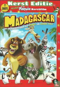 Madagascar - Kerst editie inclusief de Pinguin Kerstfilm