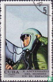 Cosmonauts training