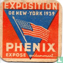 Brasserie phenix exposition 1939 new-york