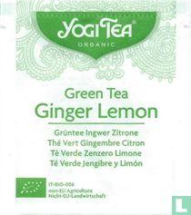 Green Tea Ginger Lemon kopen
