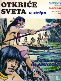 Pijani brod na Amazonu