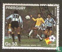 Espana 82-Weltmeisterschaft Fußball