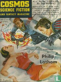 Cosmos science fiction and fantasy magazine 3