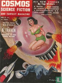 Cosmos science fiction and fantasy magazine 2