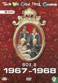 1967-1968 [volle box]