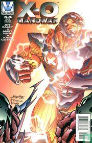 X-O Manowar 54