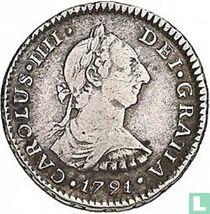 Chili 1 real  1791