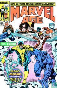 Marvel Age 33