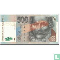 Slowakije 500 Korun