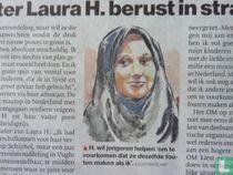 Syriegangster Laura H. berust in straf