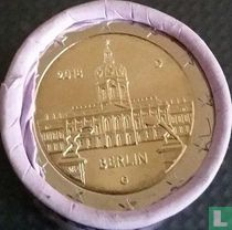 "Duitsland 2 euro 2018 (G - rol) ""Berlin"""
