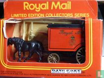 Horse drawn Large Parcels Van 'Royal Mail'