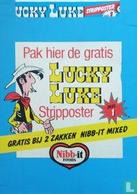 Winkel Display Lucky Luke / Nibb-it