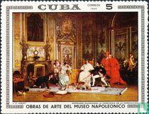 Napoleon Museum Gemälde