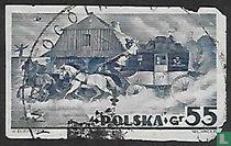 Postzegeltentoonstelling Warschau