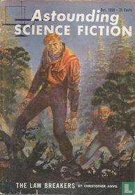 Astounding Science Fiction 10