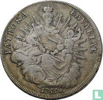 Beieren 1 thaler 1755