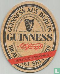 Guinness aus Dublin