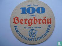100 Jahre Bergbräu