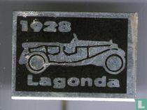 1928 Lagonda [schwarz]