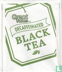 Decaffeinated Black Tea