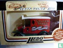 Ford Model-T Van 'Golden Shred'