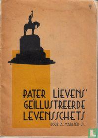 Pater Lievens' geïllustreerde levensschets