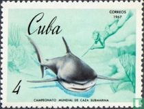 WK onderwatervissen