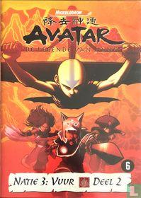 Avatar: De legende van Aang, Natie 3: vuur deel 2