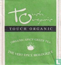 Organic Spicy Green Tea
