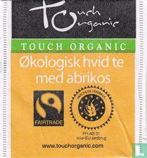 Økologisk hvid te med abrikos