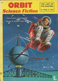 Orbit Science Fiction 5