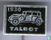 1930 Talbot [schwarz]