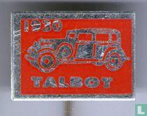 1930 Talbot [rot]