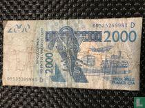 West Afrikaanse Staten D