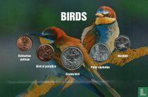 "Multiple countries combination set ""Birds"""