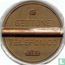 Gettone Telefonico 7707 (UT)