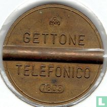 Gettone Telefonico 7803 (CMM)