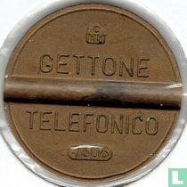 Gettone Telefonico 7606 (CMM)