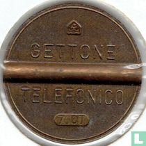 Gettone Telefonico 7607 (CMM)