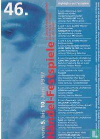 46. Händel-Festspiele