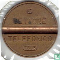 Gettone Telefonico 7805 (UT)