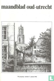 Maandblad Oud-Utrecht 1