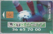 Loto sportif