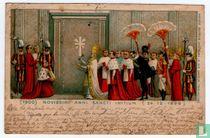 Novissimi Anni Sancti Initium (24-12-1899)